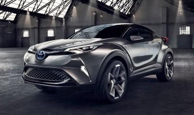 2015 Toyota C-HR Concept 4-Door 10