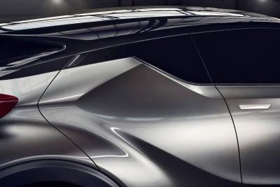 2015 Toyota C-HR Concept 4-Door 15