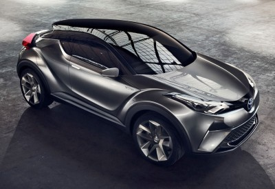 2015 Toyota C-HR Concept 4-Door 9