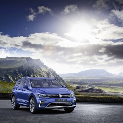 2015 Volkswagen TIGUAN GTE Concept 15
