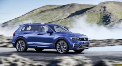 2015 Volkswagen TIGUAN GTE Concept 16