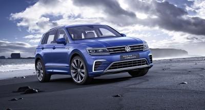 2015 Volkswagen TIGUAN GTE Concept 18