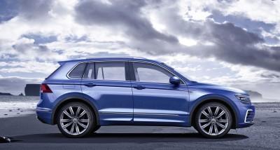 2015 Volkswagen TIGUAN GTE Concept 19