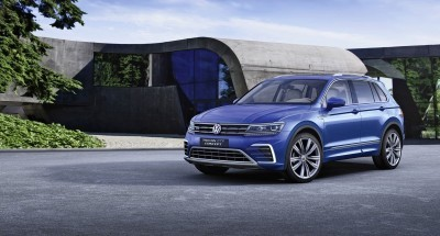 2015 Volkswagen TIGUAN GTE Concept 3