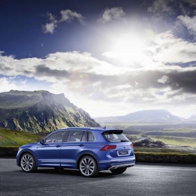 2015 Volkswagen TIGUAN GTE Concept 6