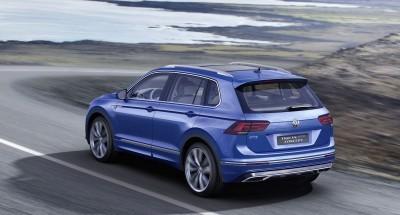 2015 Volkswagen TIGUAN GTE Concept 7