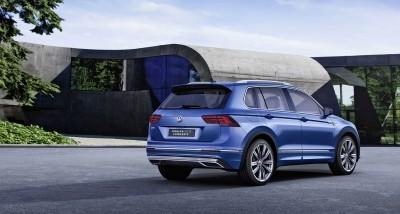 2015 Volkswagen TIGUAN GTE Concept 8