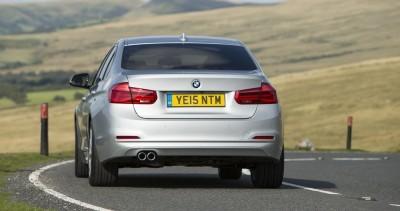 2016 BMW 3 Series 11