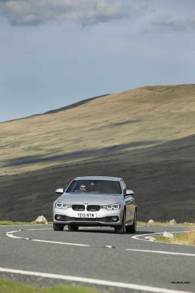 2016 BMW 3 Series 16