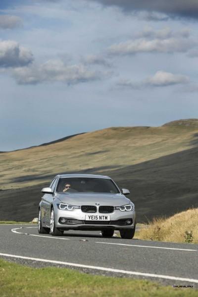 2016 BMW 3 Series 17