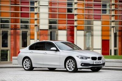 2016 BMW 3 Series 25