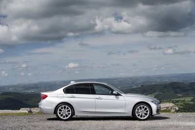2016 BMW 3 Series 45