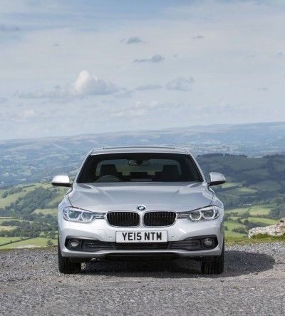 2016 BMW 3 Series 5