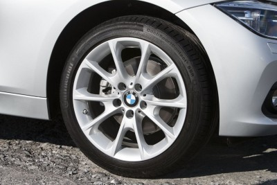 2016 BMW 3 Series 7