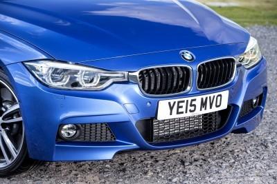 2016 BMW 330d xDrive Touring 10