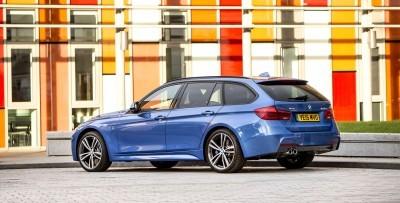 2016 BMW 330d xDrive Touring 25