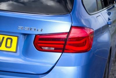 2016 BMW 330d xDrive Touring 9