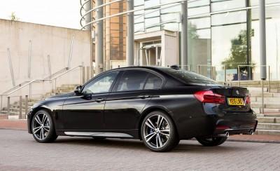 2016 BMW 340i 33