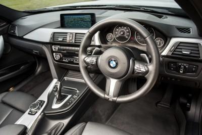 2016 BMW 340i 37
