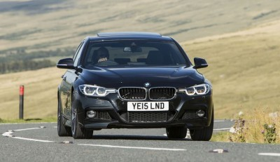 2016 BMW 340i 8