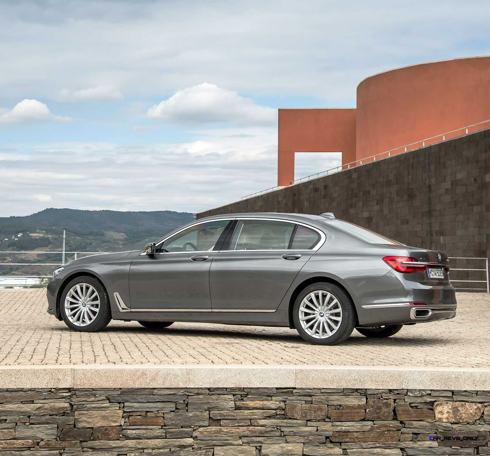 Bmw Exterior: 2016 BMW 750Li Exterior Photos 130