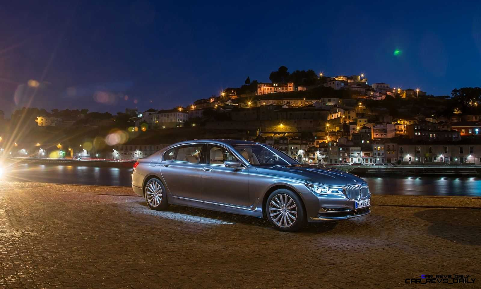 Bmw Exterior: 2016 BMW 750Li Exterior Photos 140