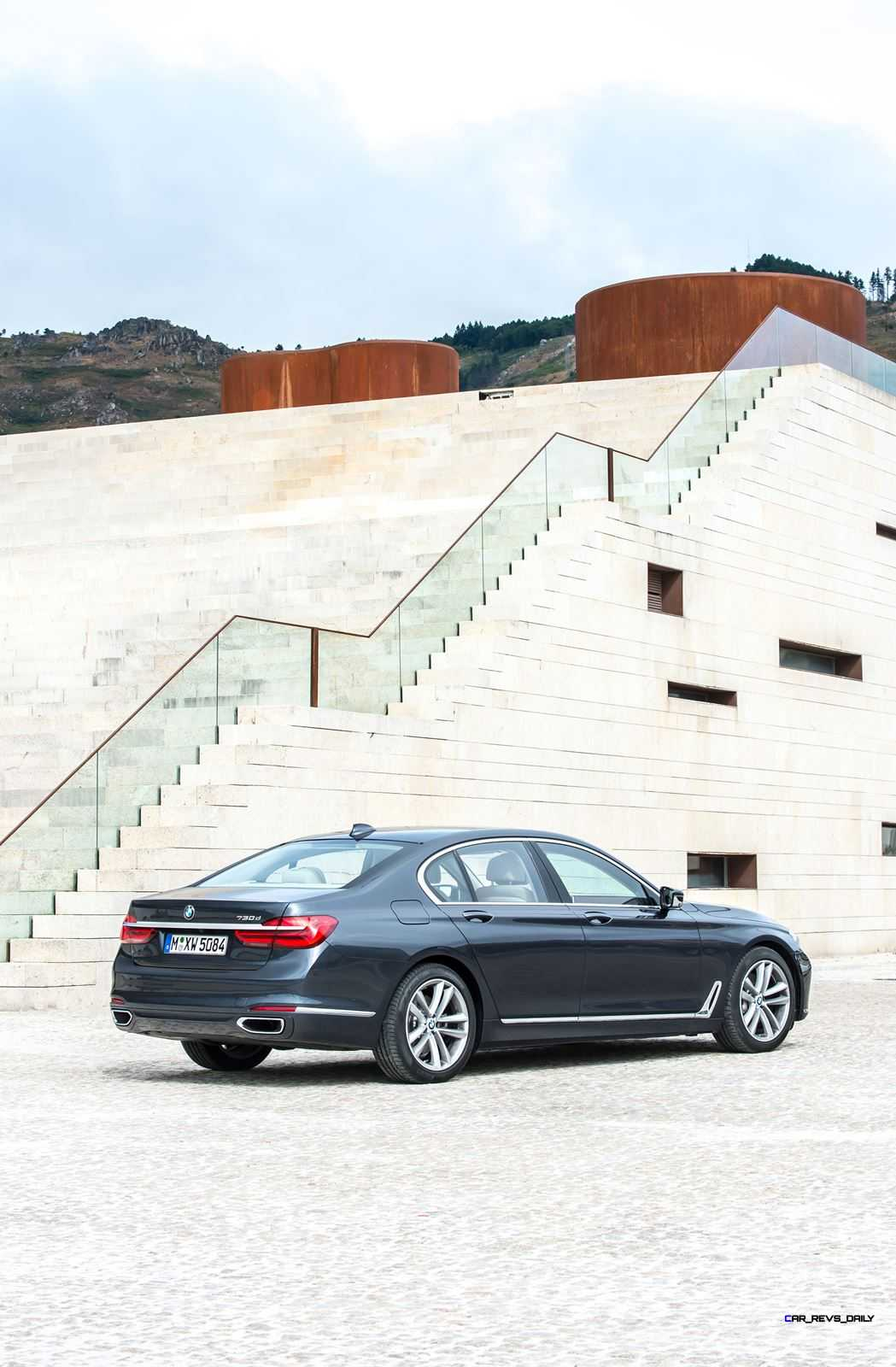 Bmw Exterior: 2016 BMW 750Li Exterior Photos 74