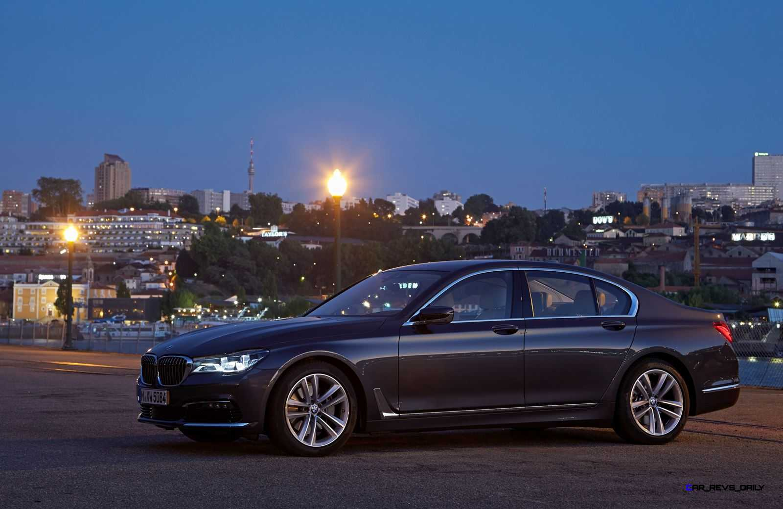 Bmw Exterior: 2016 BMW 750Li Exterior Photos 78