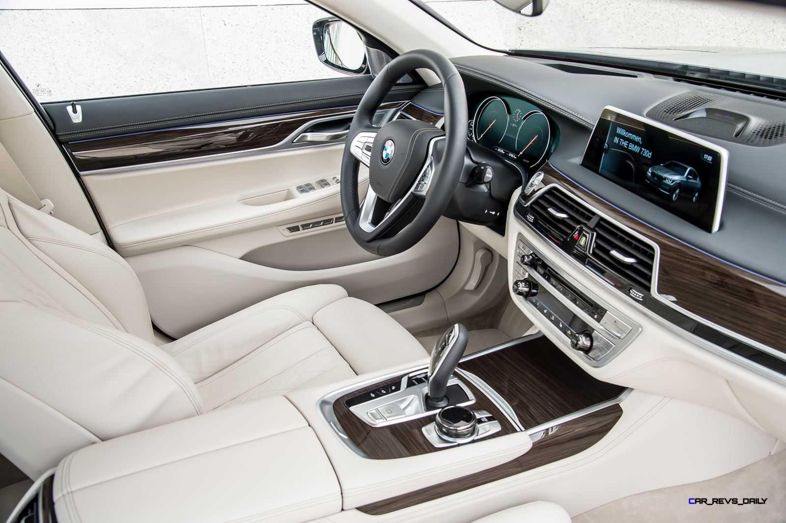 2016 BMW 750Li Interior 28