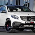 2016 BRABUS 850 4x4 Coupe is GLE63 Pumped Up to 850HP