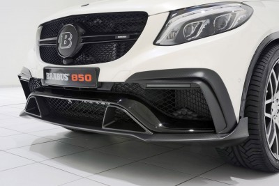2016 BRABUS 850 4x4 Coupe is GLE63 19