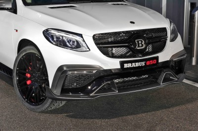 2016 BRABUS 850 4x4 Coupe is GLE63 7