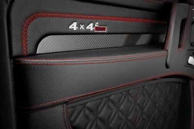 2016 BRABUS G500 4x4² 11