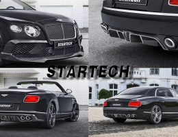 BRABUS StarTech Bentley Flying Spur and GTC Are Seriously Fresh and Sexy