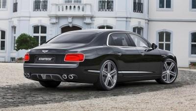 2016 Brabus STARTECH Bentley Flying Spur 3