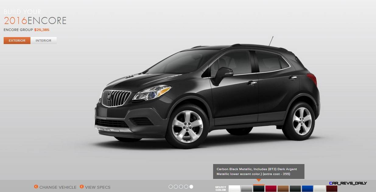 2015 buick encore review. Black Bedroom Furniture Sets. Home Design Ideas