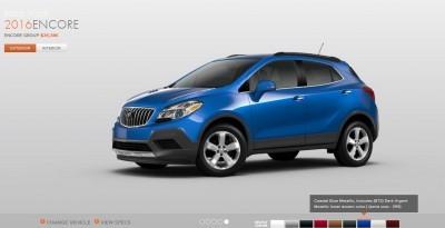 2016 Buick ENCORE Colors 9