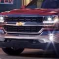 2016 Chevrolet SILVERADO Brings Lux LED Upgrades, 8-Speed Auto for 5.3L V8
