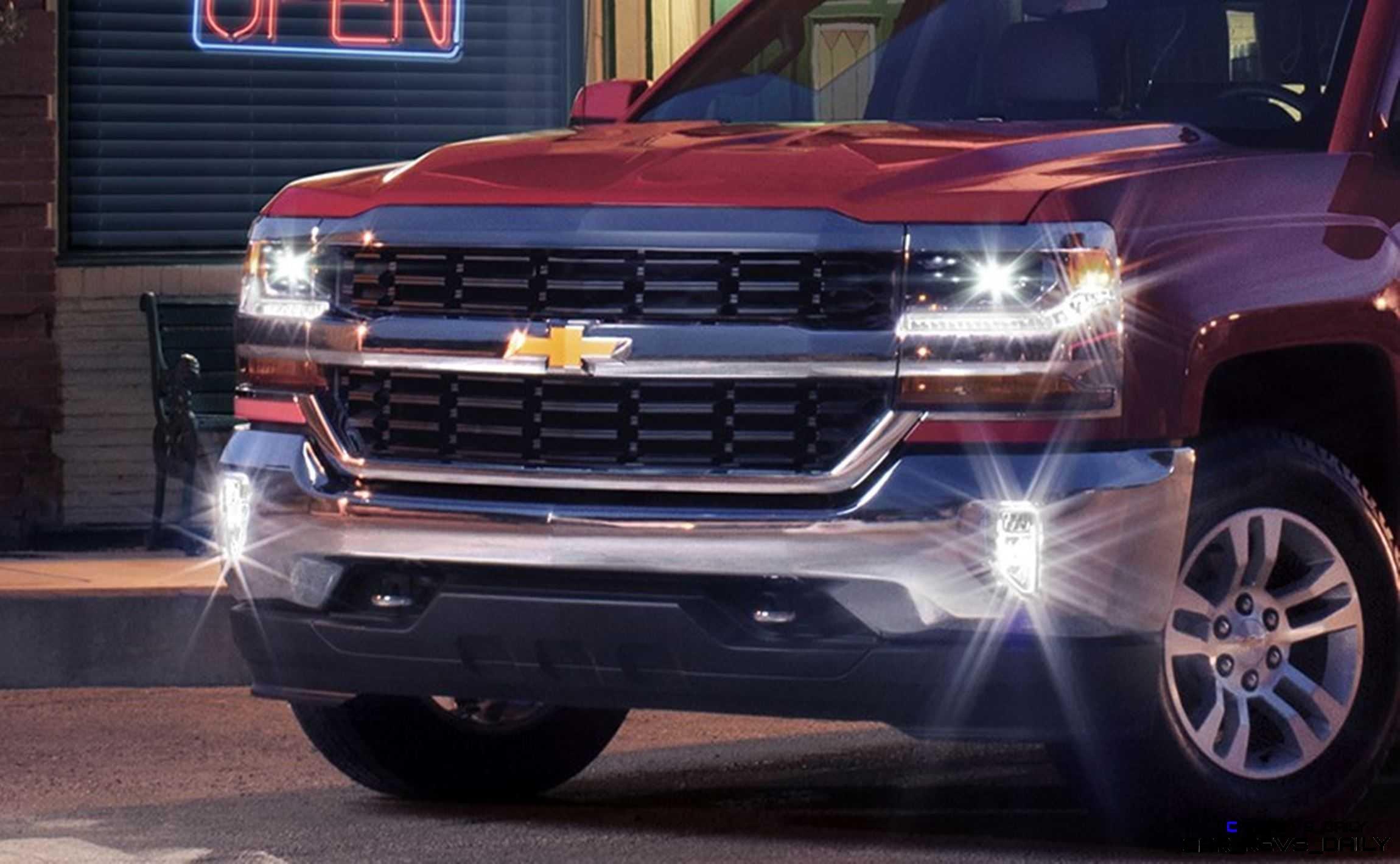 2016 Chevrolet SILVERADO 12