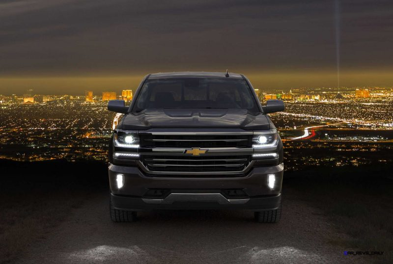 2016 Silverado 1500 High Country LED lamps