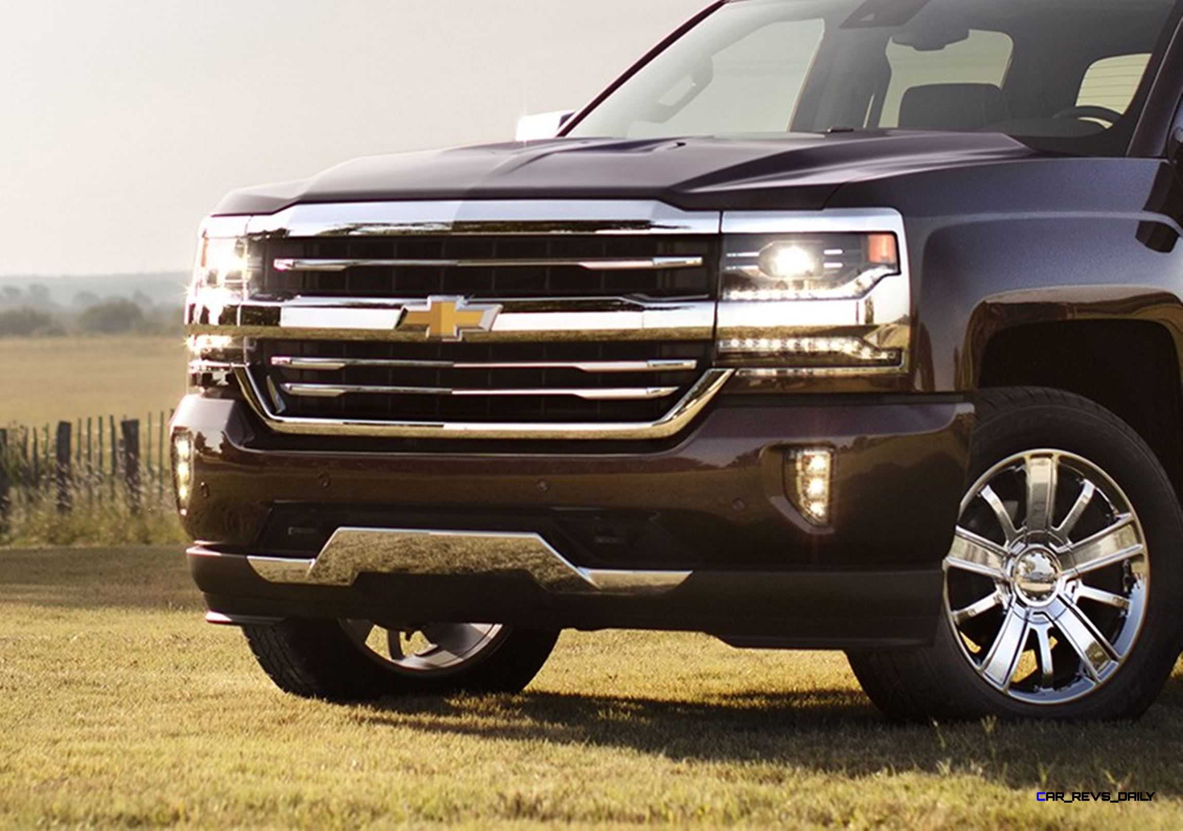 2016 chevrolet silverado brings lux led upgrades 8 speed. Black Bedroom Furniture Sets. Home Design Ideas