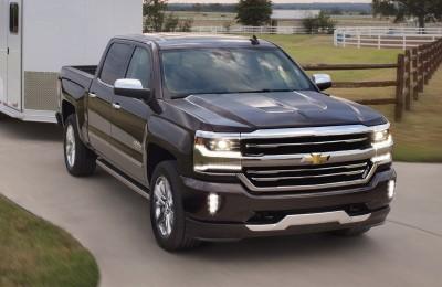 2016 Chevrolet SILVERADO 8