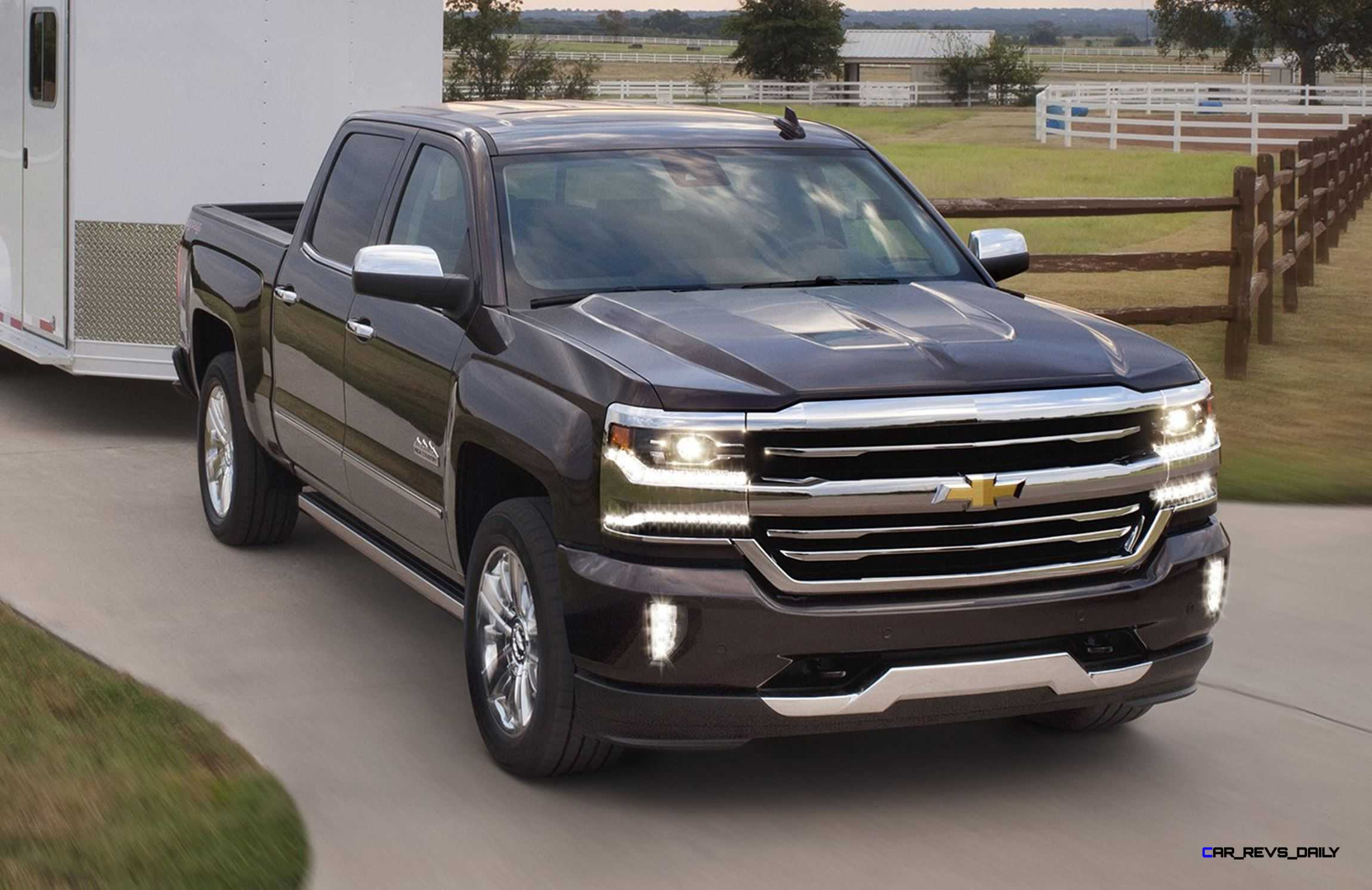 2015 Chevy Silverado 1500 High Country | 2017 - 2018 Best Cars Reviews