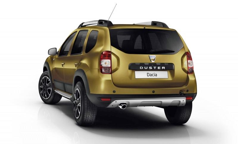 2016 Dacia Duster Altaï Green 2