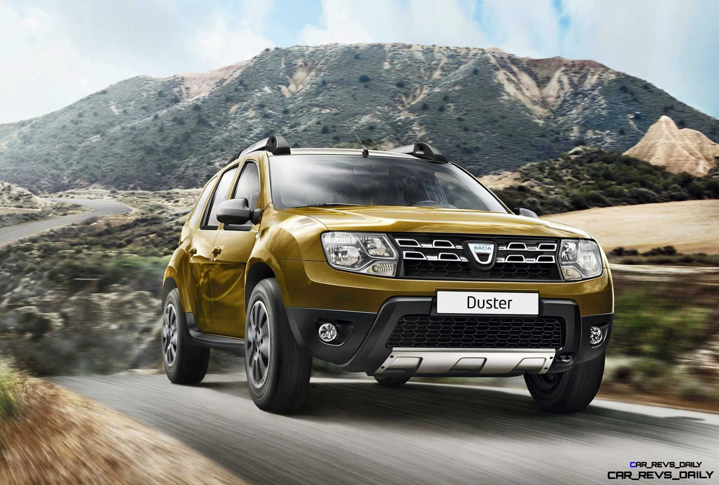 2016 Dacia Duster Altaï Green 6