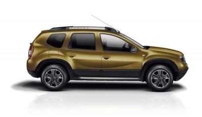 2016 Dacia Duster Altaï Green 1