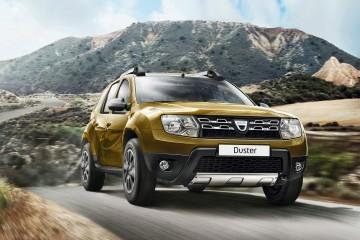 2016 Dacia Duster Adds Easy-R Automatic + Altaï Green and Urban Explorer Specials