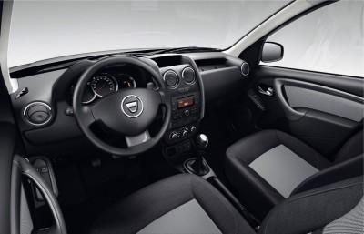 2016 Dacia Duster Interior 1