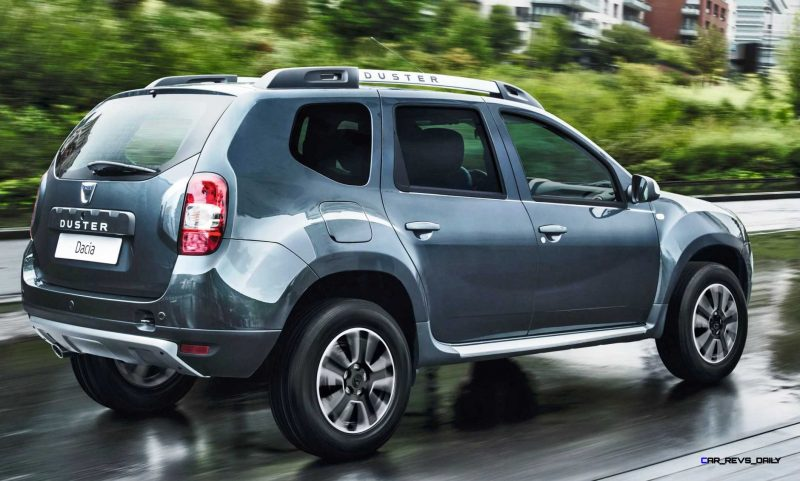 2016 Dacia Duster Urban Explorer 2