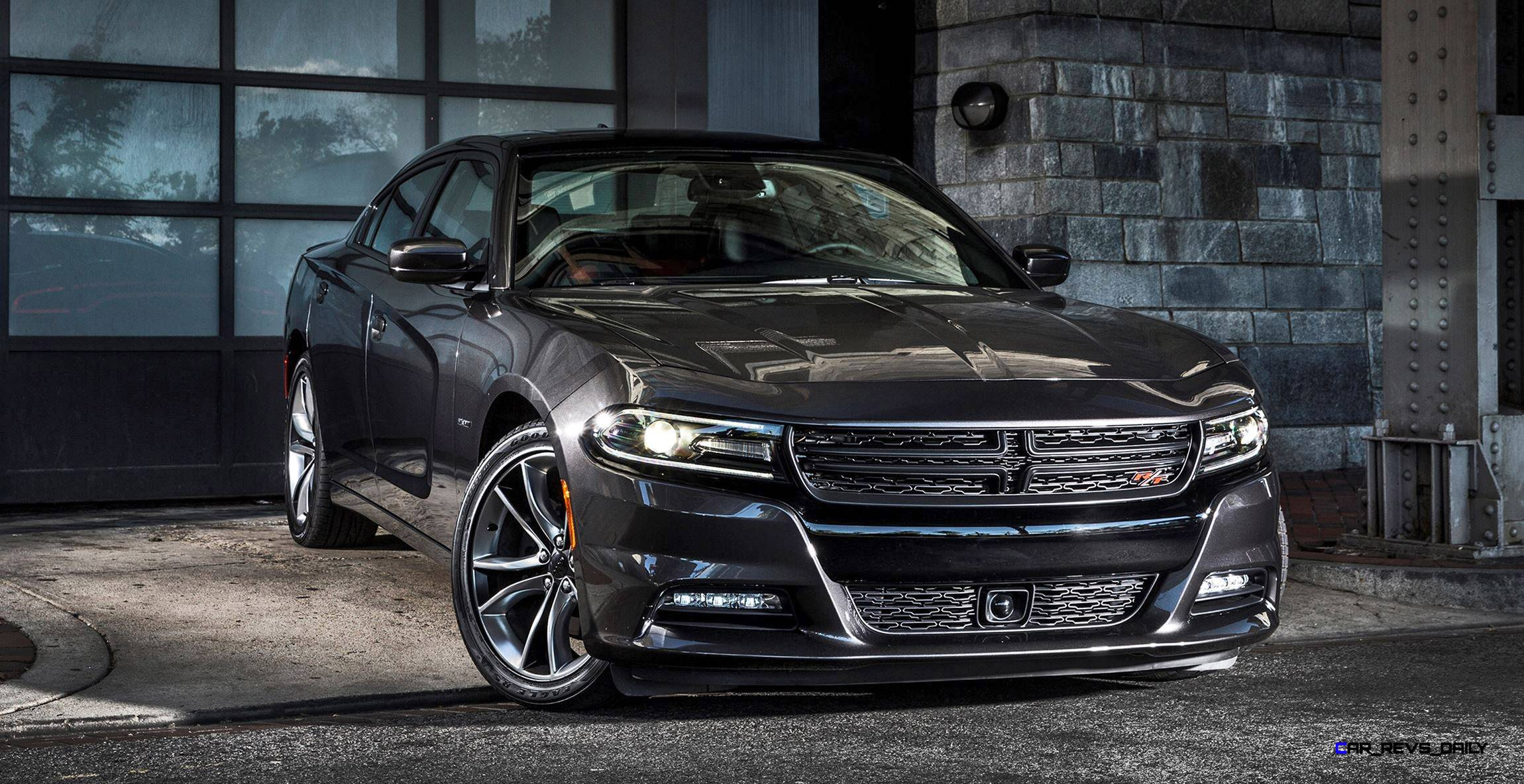 2016 dodge charger r t road track. Black Bedroom Furniture Sets. Home Design Ideas